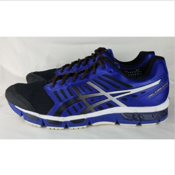 4f572bf92e50 Asics Other - Asics Gel Cirrus 33 Size 13 Blue Black Running Gym